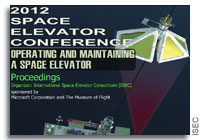 2012 Space Elevator Conference Proceedings Available