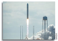 NASA Commercial Partner Orbital Launches Cygnus to the ISS