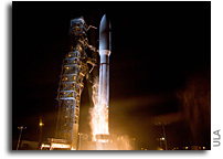 ULA Atlas V Rocket Successfully Launches Payload for the National Reconnaissance Office