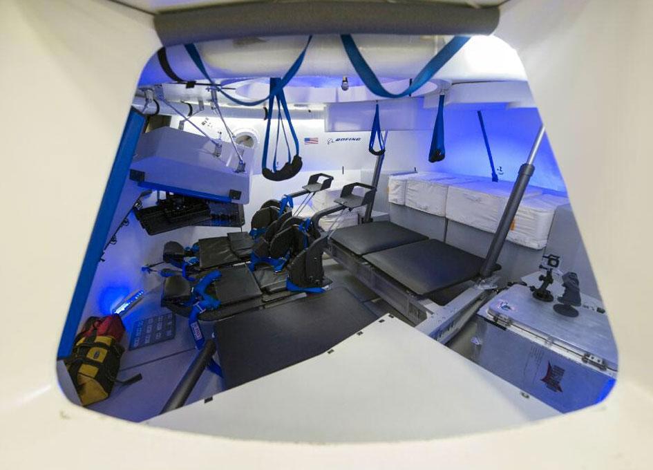 next manned spacecraft interior - photo #41
