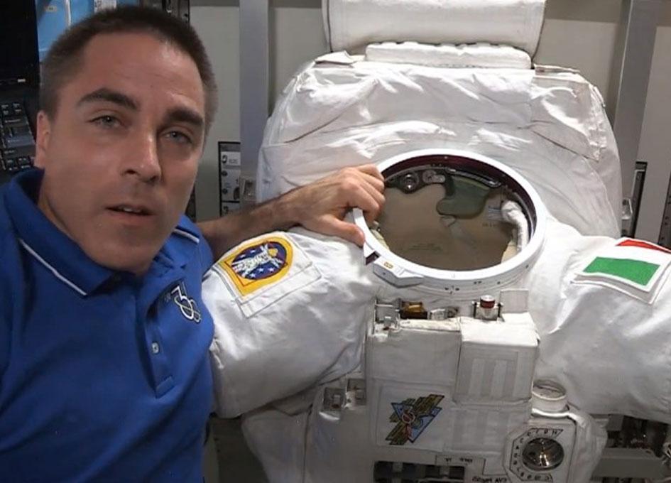 chris nyberg astronaut - photo #3