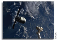 Cygnus Berths with the Space Station Recap