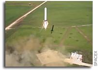 Video: Grasshopper 250m Test Flight
