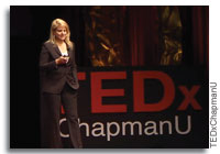 Engineering America: Gwynne Shotwell at TEDxChapmanU