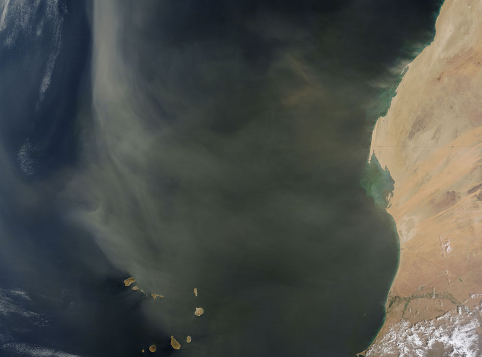 dust storms nasa - photo #19