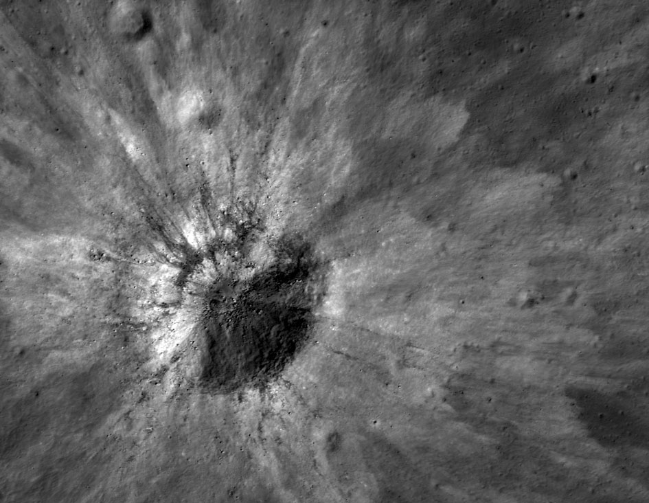 impact craters nasa - photo #23