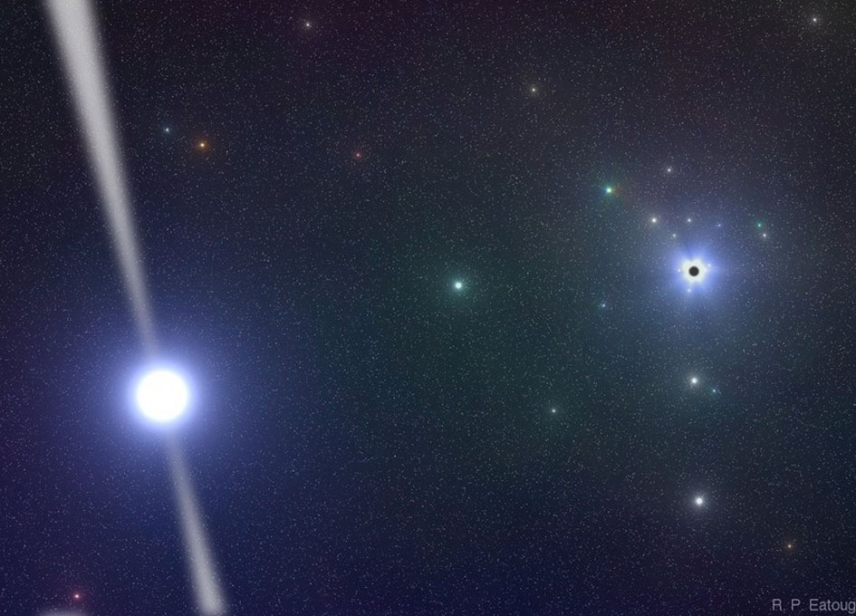 Researchers Find a Magnetar at the Heart of the Milky Way ...