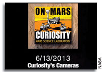 Curiosity's Cameras: Rover Report for June 13, 2013