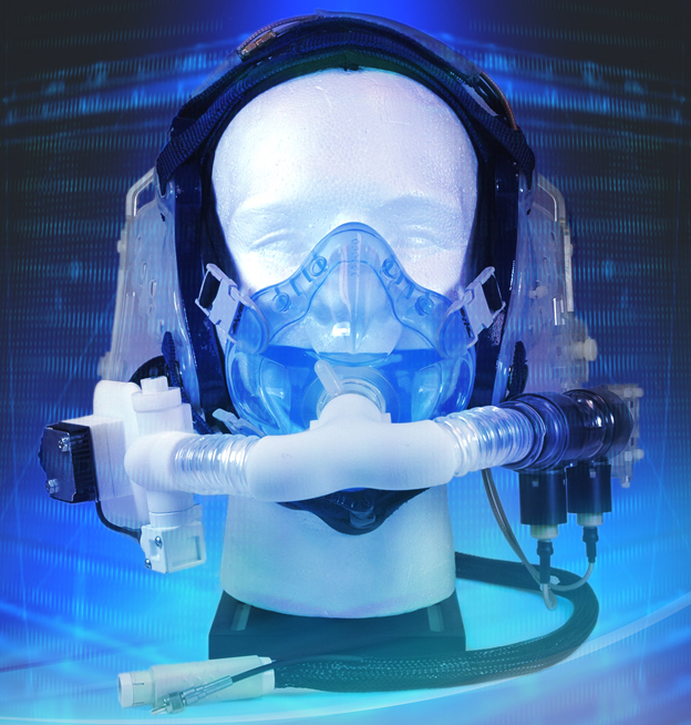 NASA's Portable Unit for Metabolic Analysis (PUMA) Headgear
