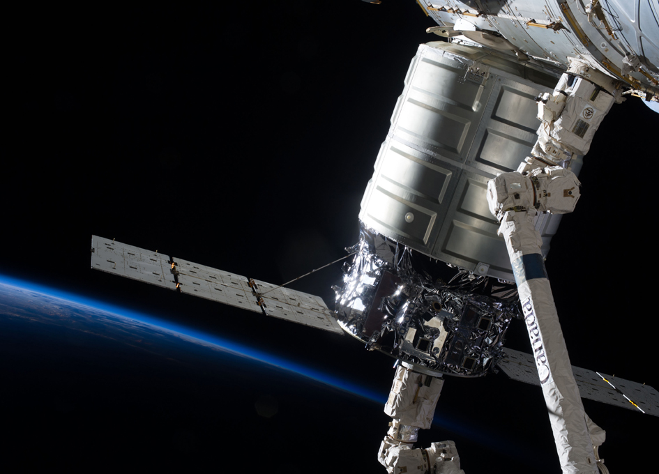 NASA Awards International Space Station Cargo Transport Contracts