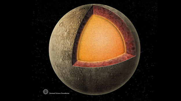 pluto planet structure - photo #21
