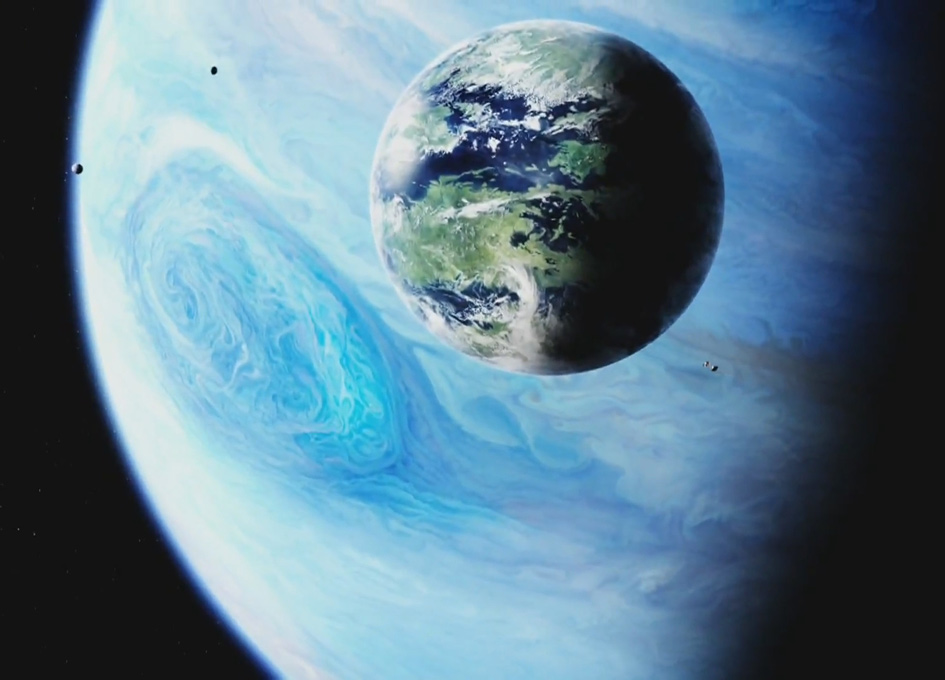 Sub-Earth-Mass Moon Orbiting a Gas Giant Primary or a High ...
