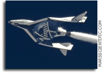 SpaceShipTwo Advances Towards Powered Flight