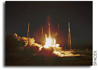 SpaceX Launches SES-8
