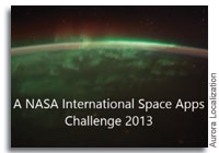 Toronto Team Receives Honorable Mention at the International Space Apps Challenge