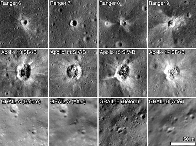 Luna 17 Tracks and Other Spacecraft on the Moon - SpaceRef
