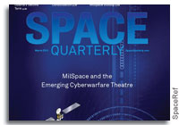 March 2013 Issue of Space Quarterly Magazine Released