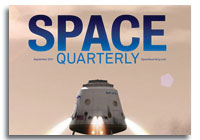 First Issue of Space Quarterly Magazine Released
