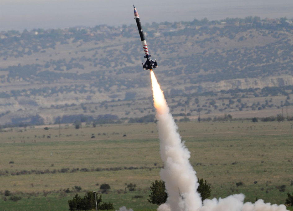 amateur radio rockets colorado