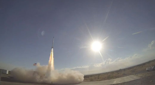SpaceLoft 7 Launches as part of NASA's Flight ...