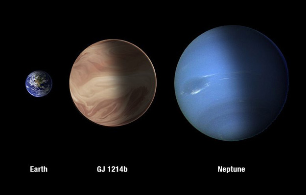 Hubble Reveals Cloudy Weather on Extrasolar Planet - SpaceRef