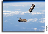 28 Cubesats Launched From The Space Station
