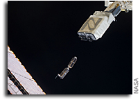 Deploying Cubesats From the ISS