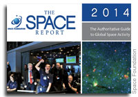 Space Foundation's 2014 Report Reveals Continued Growth in the Global Space Economy in 2013