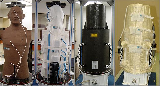 matroshka experiment space travel is a bit safer than