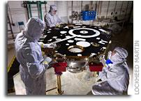Lockheed Martin Begins Final Assembly of NASA InSight Lander