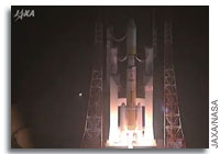 NASA and JAXA Launch the GMP Satellite
