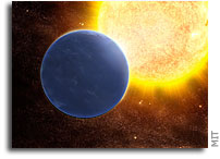 Life on an Aquaplanet