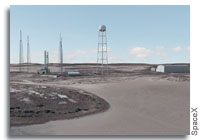 SpaceX Breaks Ground on New Texas Spaceport