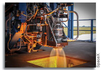 SpaceX Completes Qualification Testing of SuperDraco Thruster