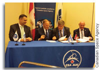 The Canadian Space Agency Solicits Proposals for a Canada-Israel Space Mission