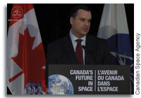 CSA Releases Canada's Space Policy Framework Promotional Video