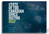 CSA Releases State of the Canadian Space Sector for 2012