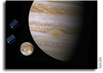 Europa CubeSat Proposals Selected for Study