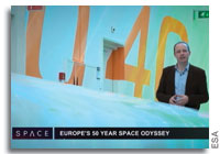 Europe's 50 Year Space Odyssey