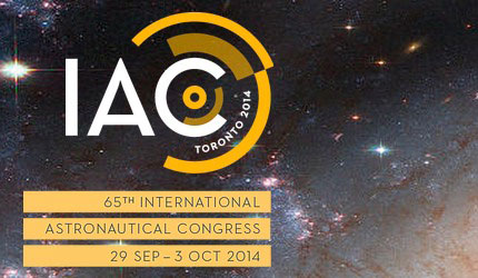 2014 International Astronautical Congress - Toronto - September 29 - October 3