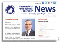 International Astronautical Federation September 2014 Newsletter