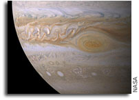 The Origin Of Jupiter's Great Red Spot