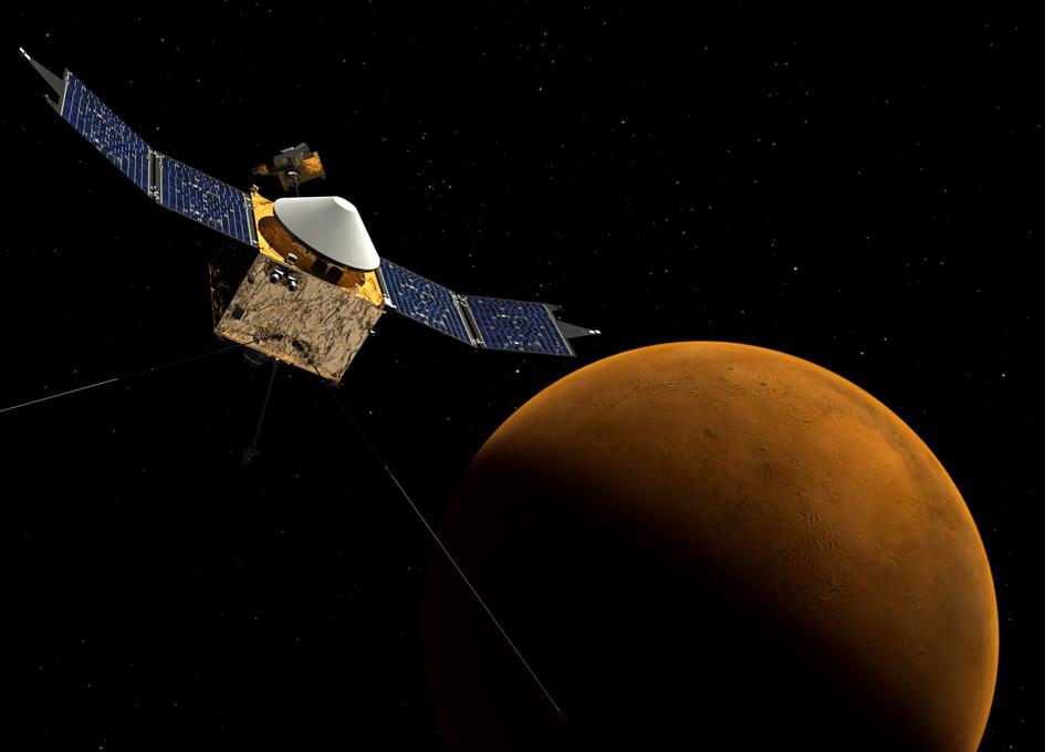Mars: September 2014 | SpaceRef - Mars Today