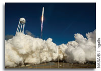 Caution Prevails - Orbital Antares Launch to the ISS Postponed