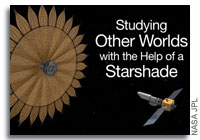 Studying Other Worlds with the Help of a Starshade