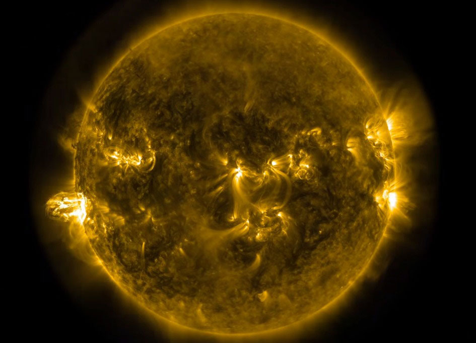 solar flares today nasa warning - photo #34