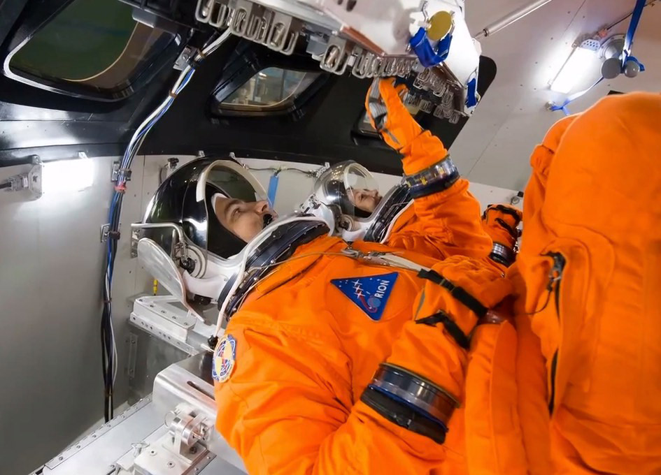 orion spacecraft cockpit - photo #20