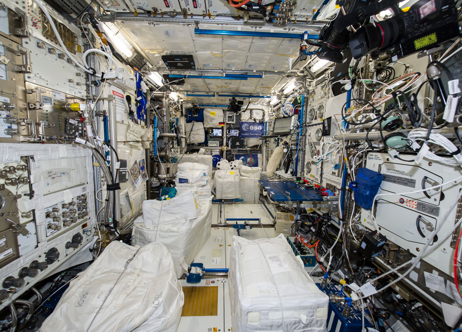 nasa space station inside - photo #10