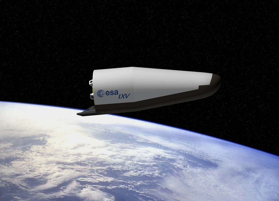 مینی شاتل آژانس فضایی اروپا