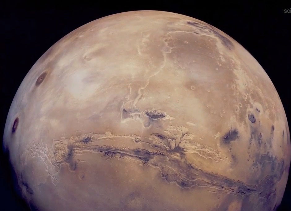 Mars: To Boldly Stay - SpaceRef